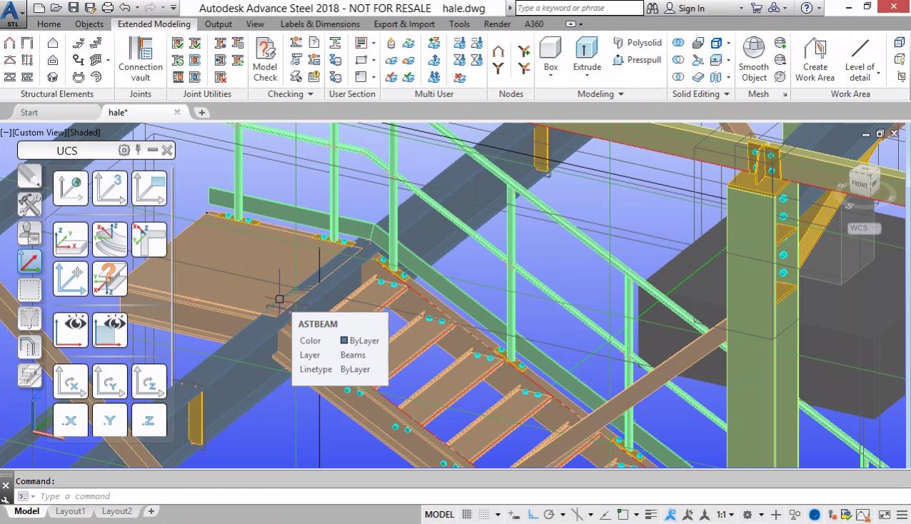 Допълнително - user parts, потребителско съединение, студено-огънати сечения, gratings, стълби и парапети