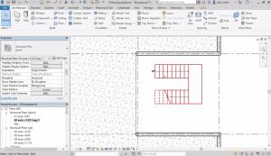 Моделиране на архитектурни стълби