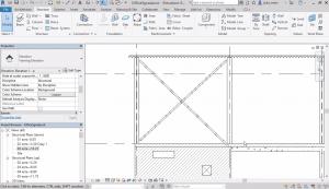 Моделиране на връзки, столици, Beam Systems и съединения