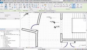 Офоррмяне на чертежа - Crop View. Анотации - текст, линии, детайли, щриховки, дименсии, коти