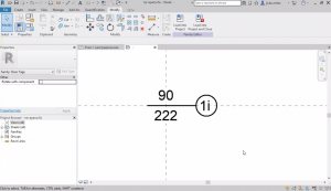 Tag за врата, прозорец и стълба. Shared и Project parameters. View templates