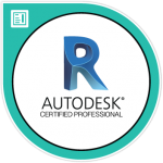 Autodesk Certified Professional Badge