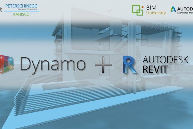 """Запис на семинар """"Оптимизация на проектирането в Revit с Dynamo"""" на 10.12.2019"""