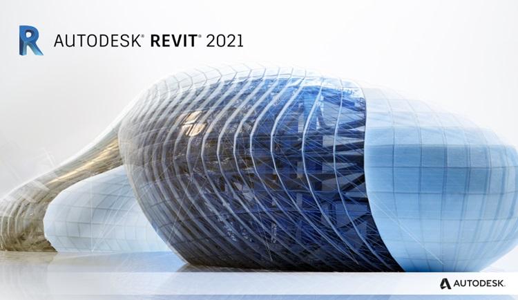 Revit 2021 начално лого
