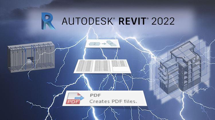 Какво е новото в Revit 2022